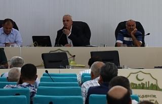 Urfa'da bir daire başkanlığı daha kuruldu