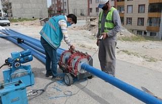 Urfa'da ekipler bayramda da çalışacak