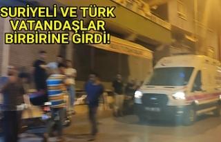 Urfa'da kıza laf atma kavgayla sonuçlandı