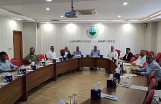 Antepli iş adamı Urfa'ya yatırım yapıyor