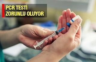 Aşı Olmayanlara Kısmi Kısıtlama
