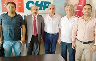 CHP Urfa'da kongre heyecanı