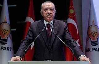 Erdoğan'dan seçim hamlesi: AK Partili belediyelere...