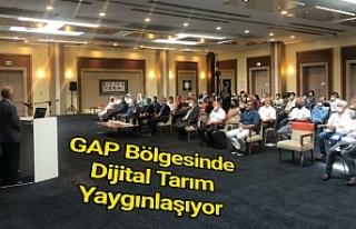 Tarımda teknoloji ile ilgili herşey bu toplantıda...