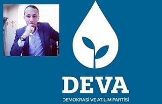 Urfa'da Deva'da görev değişimi