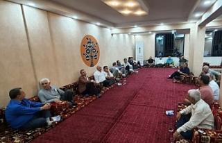 Urfa'da iki parti Acem Aşiretinden destek istedi