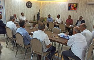 Urfa'da STK'lardan olağan toplantı