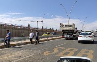 Urfa'da zincirleme kaza!