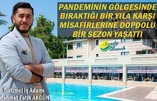 Urfalı genç iş adamı Akgün Urfastar'a konuştu...