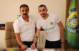 Urfaspor'da son dakika transferleri!