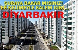 Antep'i bıraktık şimdi Diyarbakır'ı...