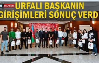Azerbaycanlı öğrenciler Türkiye'de okuyacak...