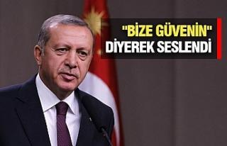 Erdoğan'dan Enerji Müjdesi