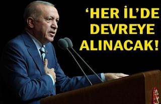 Erdoğan'ın dediği düzenlemenin detayları...