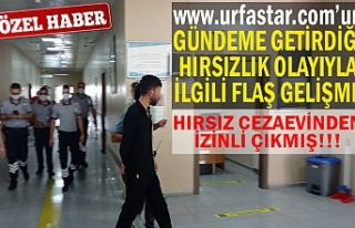 HIRSIZ SUÇ İŞLEMEYE HAZIRLANIRKEN YAKALANDI...