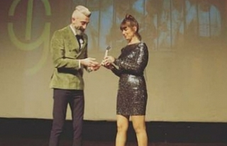 Ocakoğlu jüri özel ödüle layık görüldü