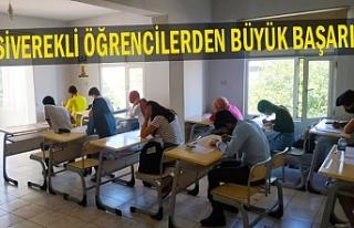 Siverek Belediyesi yerleşenlerin listesini yayınladı