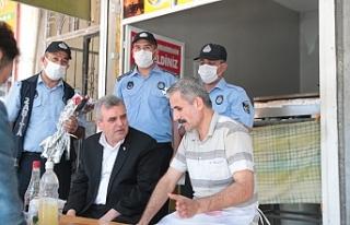 Urfa'da zabıta haftası kutlandı
