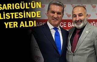 Urfalı isim Sarıgül'ün ekibinde!
