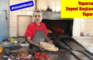 Urfa'nın Ekmek Sorunu.. Gözler Beyazgül'de