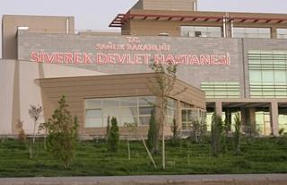 Siverek Devlet Hastanesi Başhekimi belli oldu