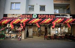 Urfa'dan Almanya'ya uzanan lezzet...