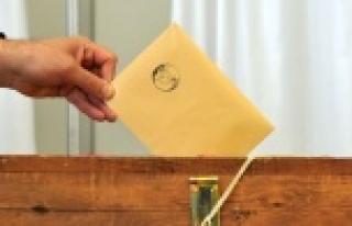700 bin kişiye yerel seçim şoku!