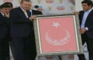 AK Haliliye'den Başbakana