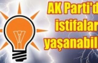 AK Parti Belediye Meclis üyeliğinde flaş gelişme...