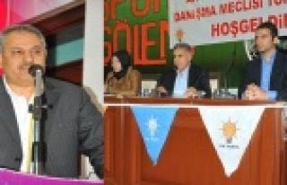 AK Parti Karaköprü, Nisan Ayı Danışma Meclisi...