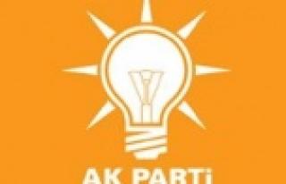 AK Parti Karaköprü'de şok istifa!