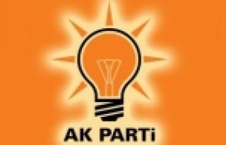 AK Parti'de iki aday belli oldu