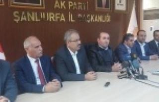 AK Parti Karaköprü adayı belli oldu