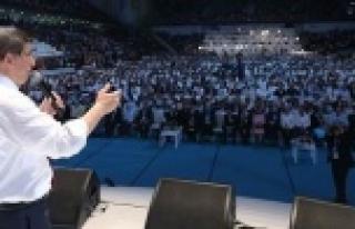 AK Parti kongresinden Urfa'ya kötü haber