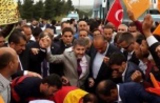 AK Partili adayların ilk ziyaret ettiği ilçe…