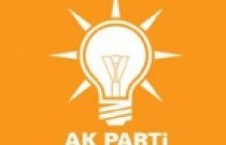 AK Parti'nin Urfa cephesinde heyecanlı bekleyiş...