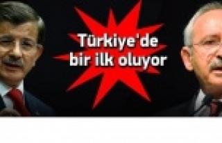 AK Parti'ye 12 CHP'ye 7 bakanlık!