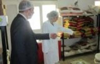 Akdeniz Oyunları İçin Yapılan Tesislerdeki Yemekhaneler...