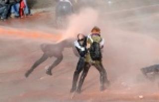 Ankara'da olaylı gün