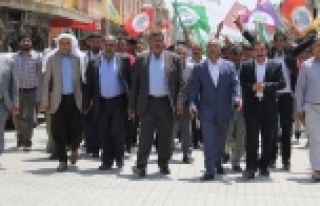Araplar HDP'ye katıldı