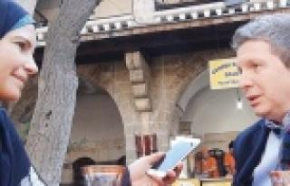 Arıkan, Urfa'da konuştu