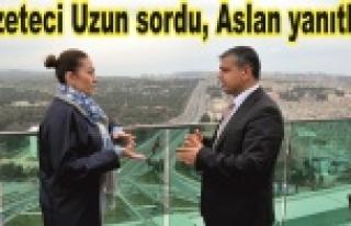 """""""URFA'YA VEFA BORCUMU ÖDÜYORUM"""""""