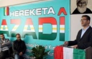 Azadi Haraketi Siverek'te şube açtı