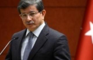 Başbakan Davutoğlu'dan Urfa'ya Müjde