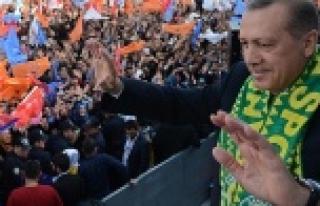 Başbakan Urfa'da sinyali vermişti