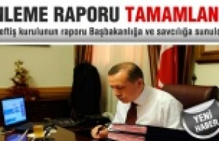 Başbakanlık'taki dinleme cihazı raporu hazır