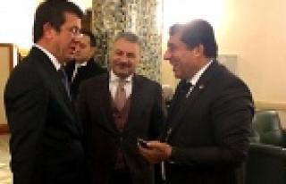 Başkan Atilla, Ekonomi Bakanından Destek İstedi