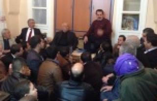 Başkan Çelik, Siyasete göz kırptı...