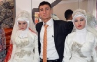 Berdel usulü evlendiler