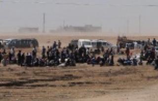 Bin Suriyeli daha geldi